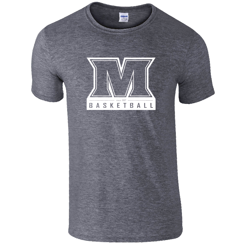 Crew Neck T-shirt (Men)| BC Mess