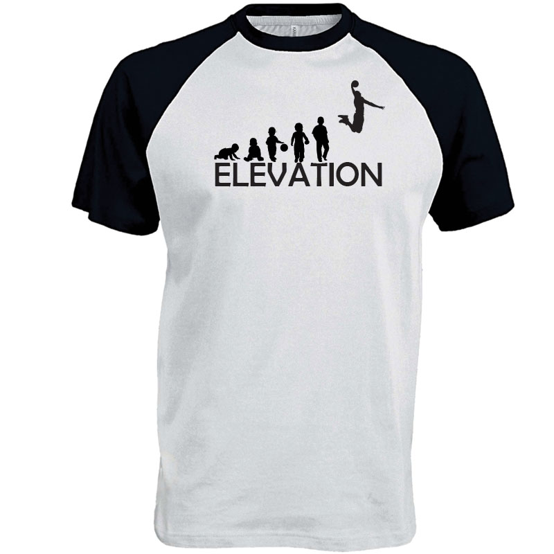 Elevation 2color T | Teamline Specials