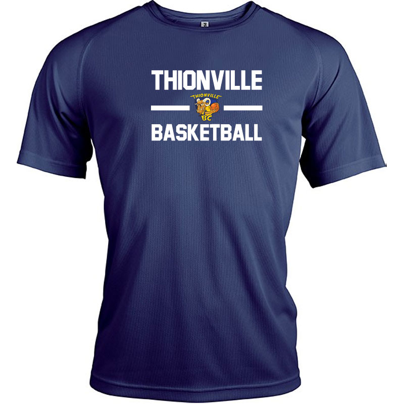 Short-sleeved Shooting Shirt (adult) | TBC Thionville
