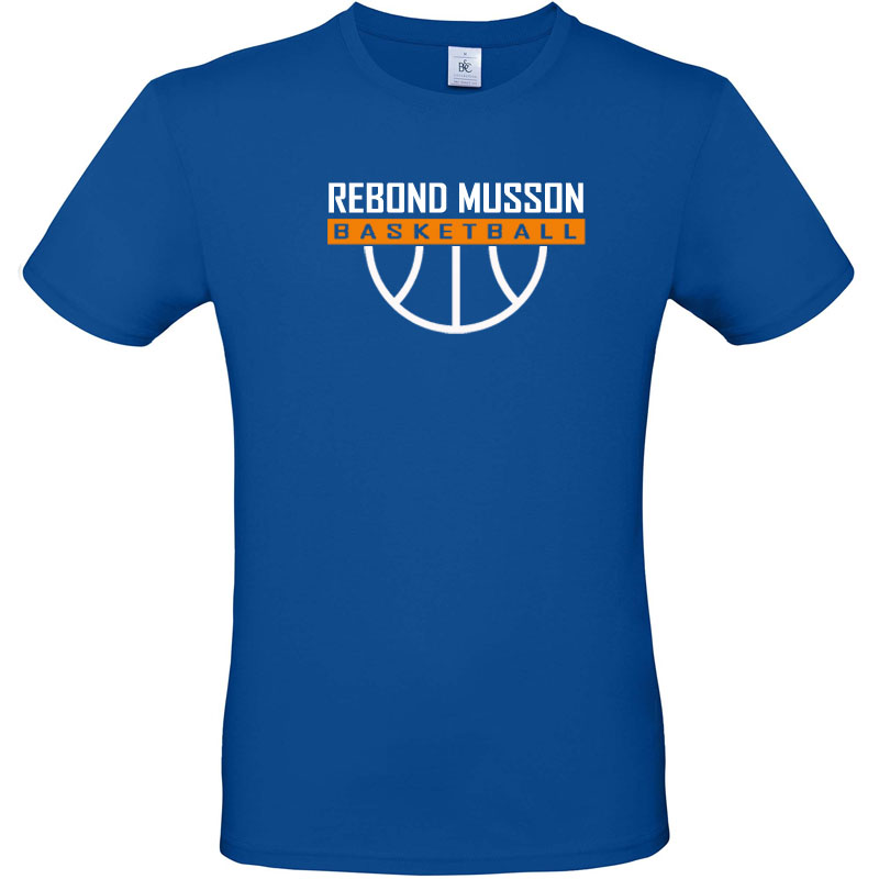 Basketball T-Shirt (kids) | Rebond Musson