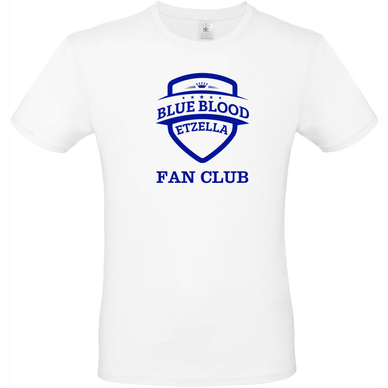 Blue Blood T-Shirt (adult)   BBC Etzella Fanclub