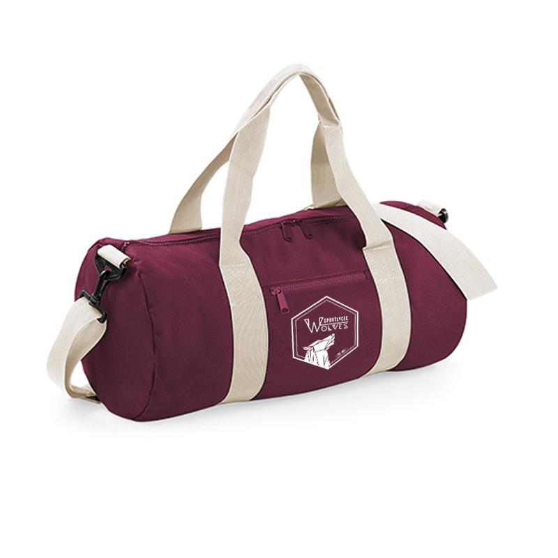 Original Barrel Bag | Sportlycée Lëtzebuerg