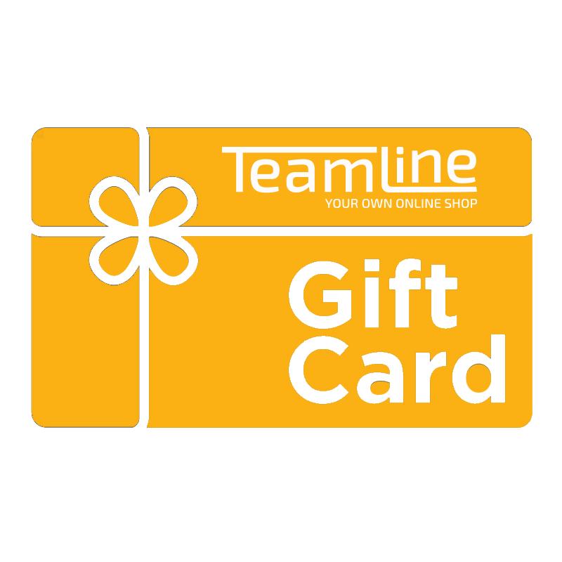 Teamline Gift Card