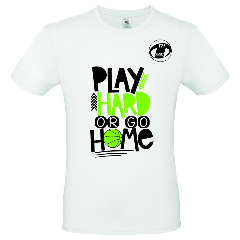 Green Play Hard T (kids) | T71 Dudelange